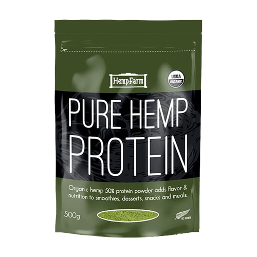 Organic Hemp 50 Protein Powder 500g